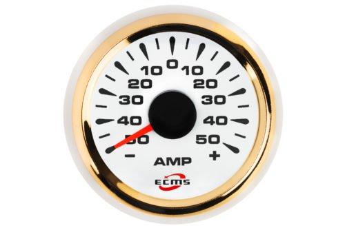 Амперметр для лодки ECMS HMA2-WG