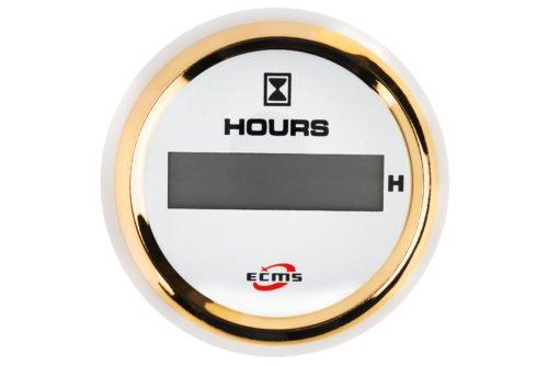 Счетчик моточасов для лодки ECMS HLH2-WG-HS
