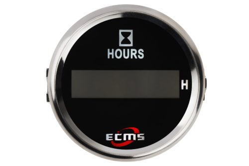 Счетчик моточасов для лодки ECMS PLH2-BS-HS