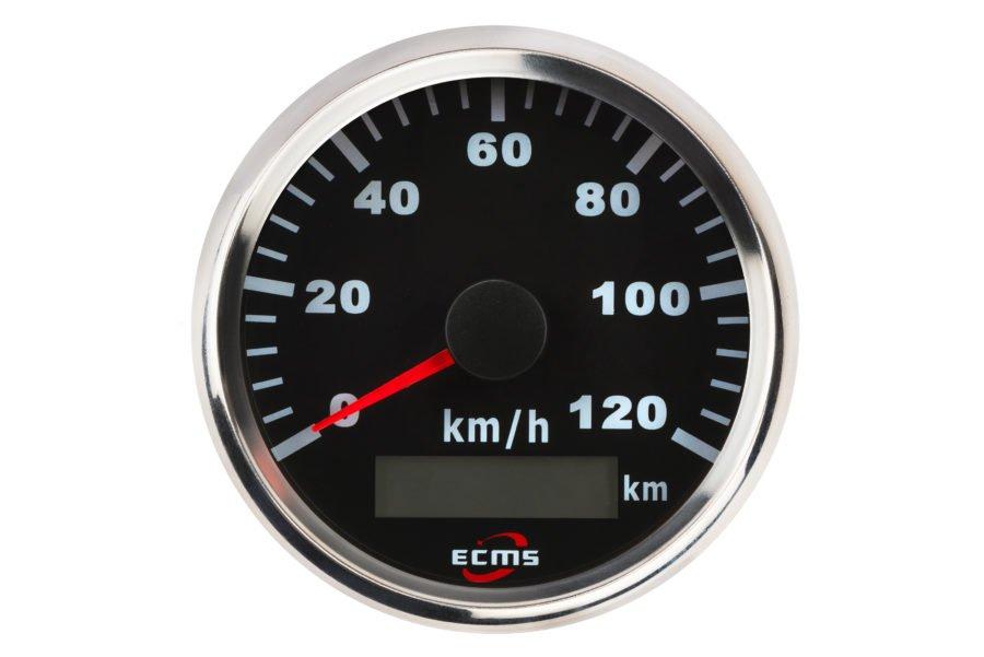 Спидометр GPS для лодки ECMS PMG3-BS-120KL