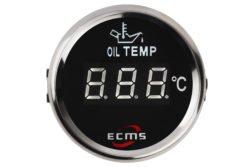 Указатель температуры масла для лодки ECMS PET2-WS-10-150