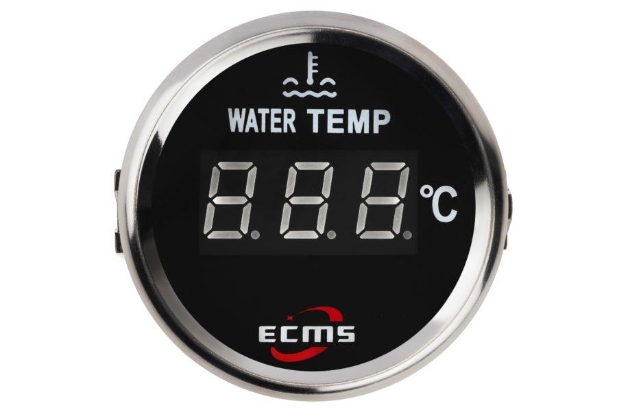 Указатель температуры воды для лодки ECMS PET2-BS-20-120
