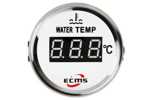 Указатель температуры воды для лодки ECMS PET2-WS-20-120