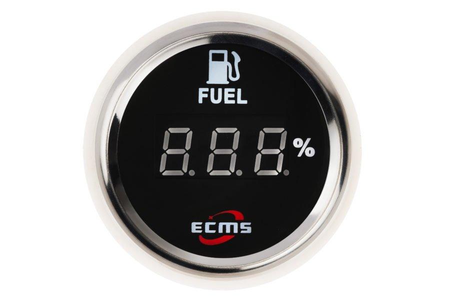 Указатель уровня топлива для лодки ECMS CEF2-BS-240-33