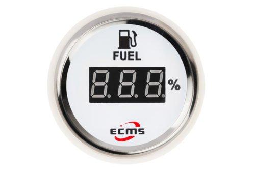 Указатель уровня топлива для лодки ECMS CEF2-WS-240-33