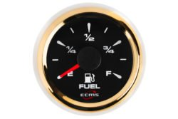 Указатель уровня топлива для лодки ECMS HMF2-BG-R