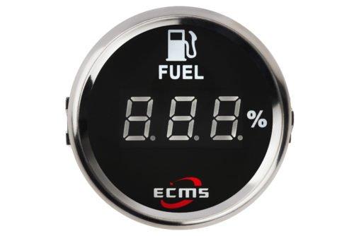 Указатель уровня топлива для лодки ECMS PEF2-BS-240-33