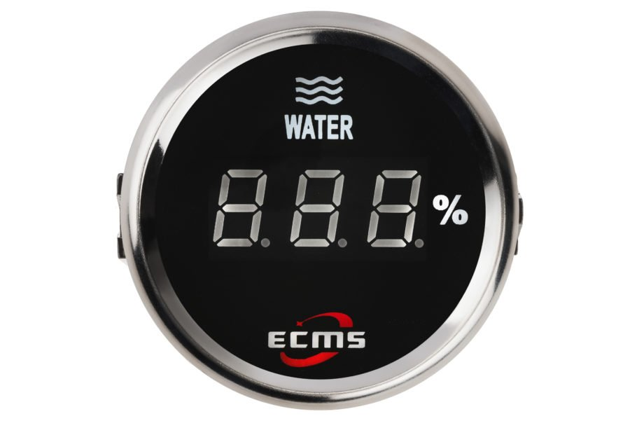 Указатель уровня воды для лодки ECMS PEW2-BS-240-33