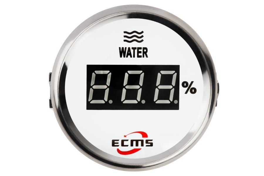 Указатель уровня воды для лодки ECMS PEW2-WS-240-33