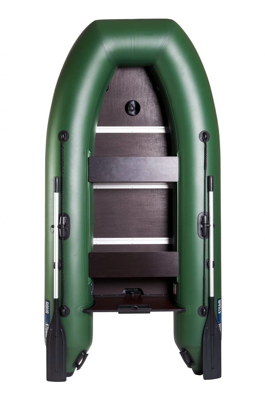 Надувная лодка Aqua-Storm Lu310AD Air-Deck