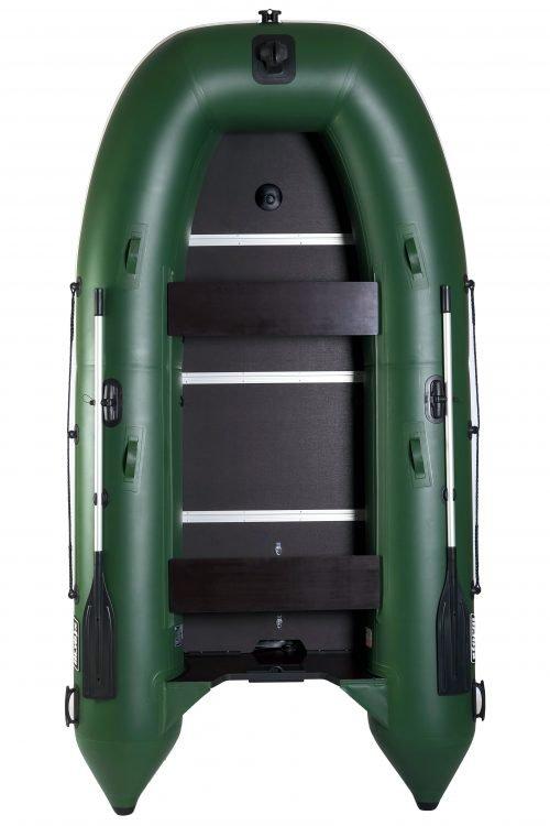 Надувная лодка Aqua-Storm Stk400E