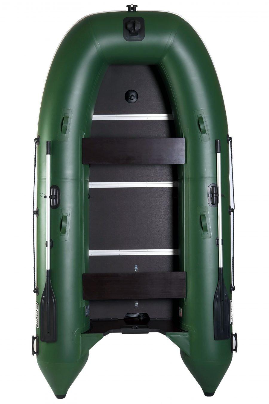 Надувная лодка Aqua-Storm Stk400E стандарт