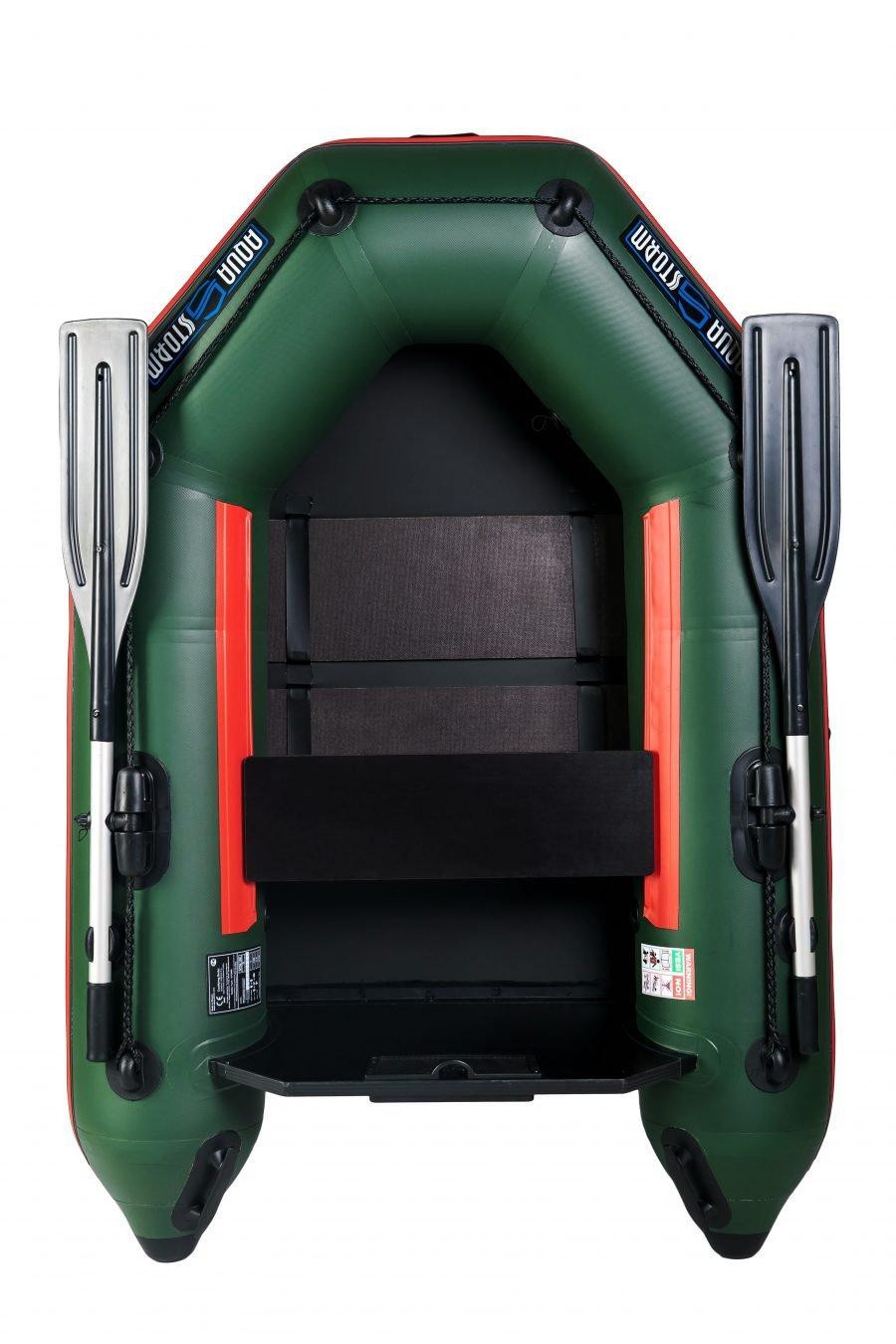 Надувная лодка Aqua-Storm Stm180 стандарт