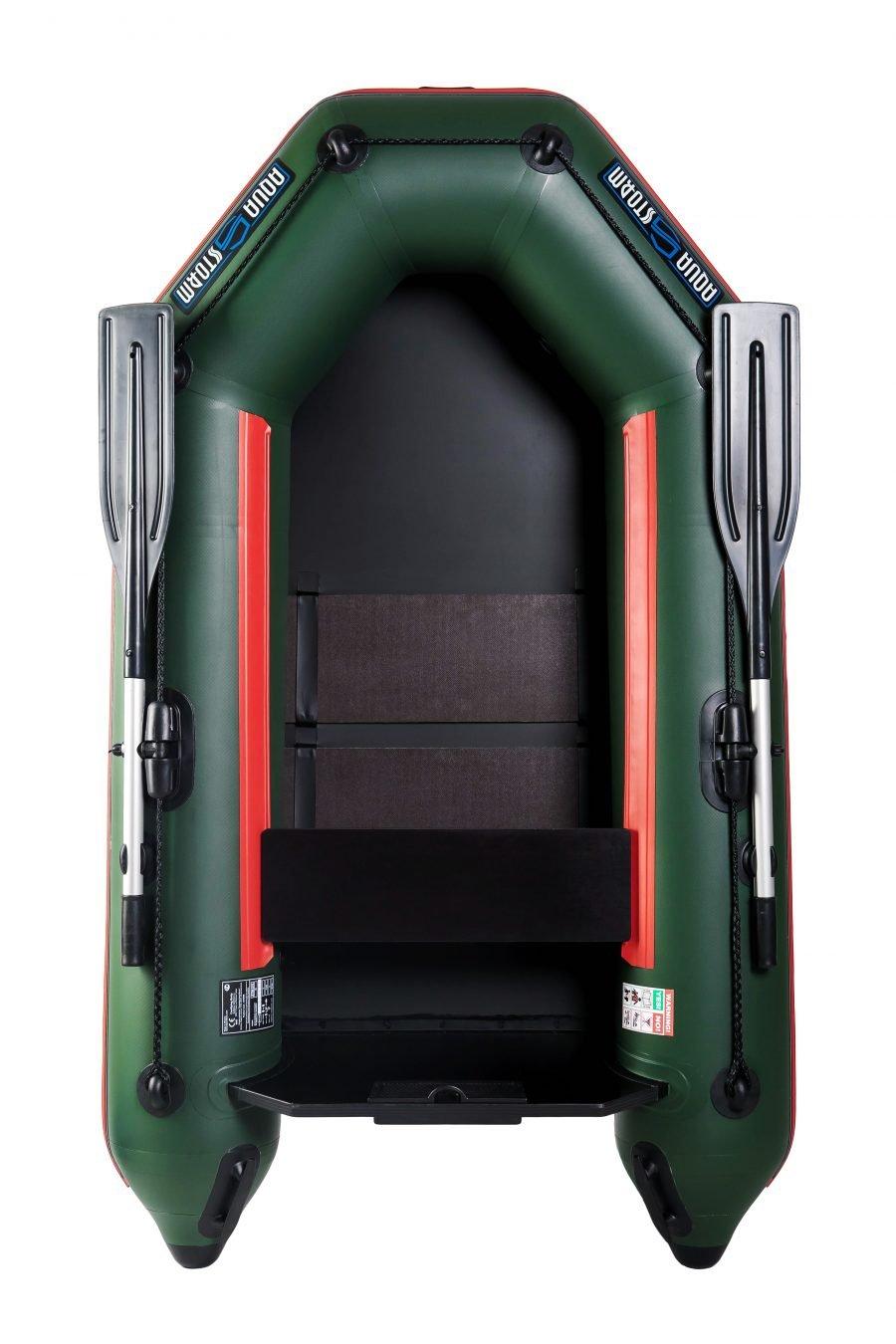 Надувная лодка Aqua-Storm Stm210 стандарт