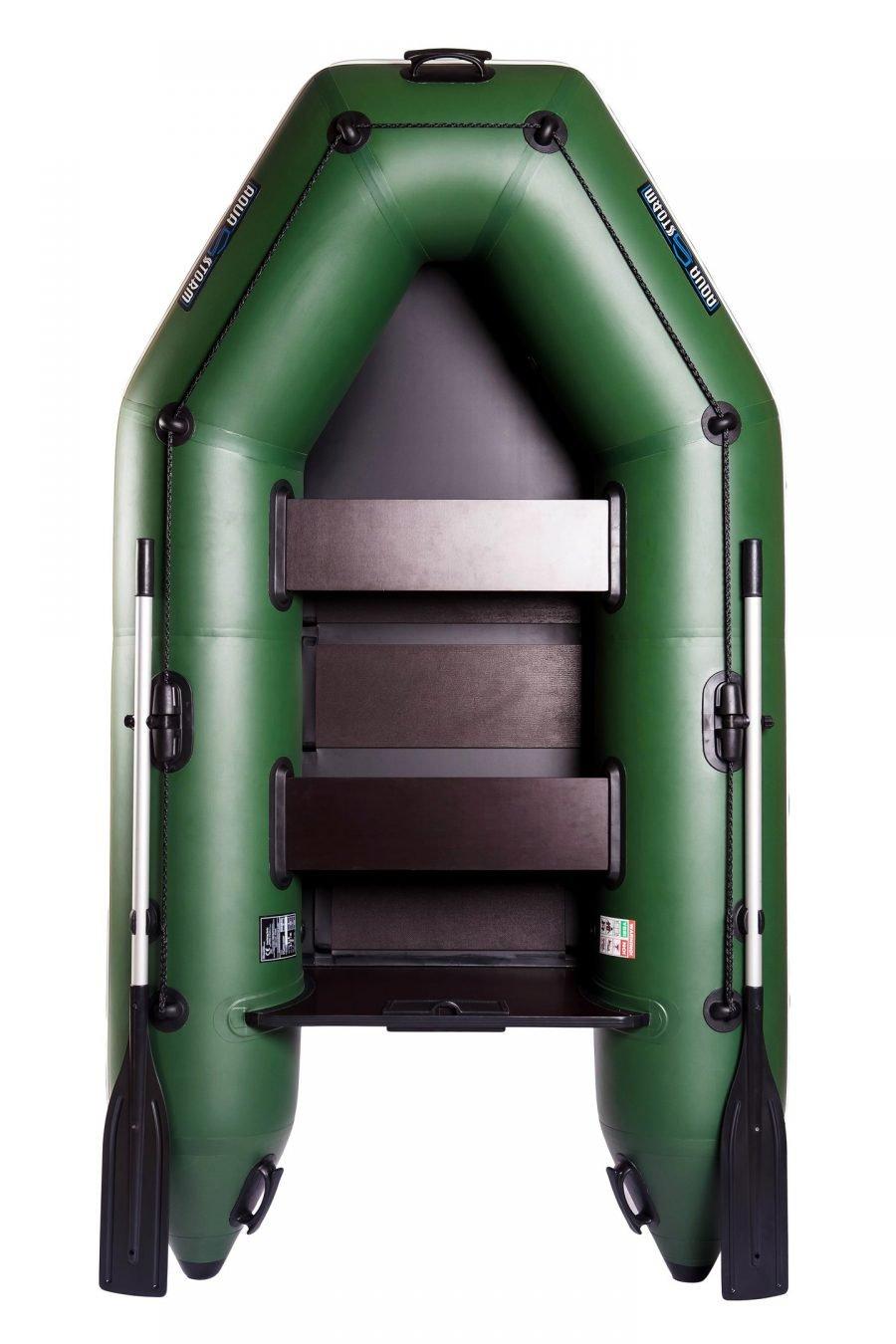 Надувная лодка Aqua-Storm Stm260-40AD Air-Deck