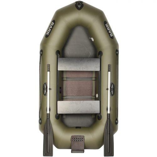 Надувная лодка Bark B-230ND подвижными сиденьями и транцем
