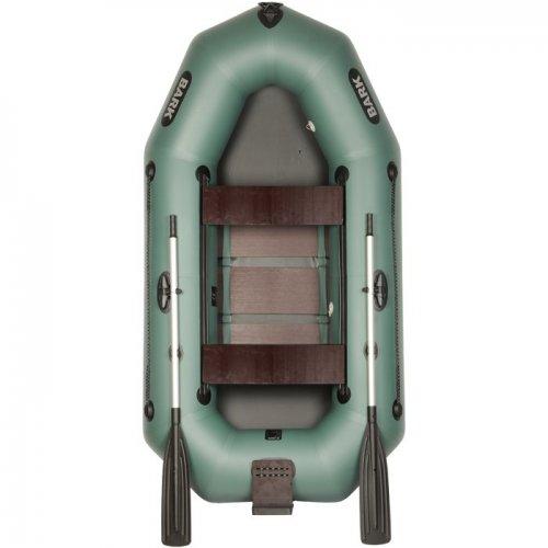 Надувная лодка Bark B-250ND с транцем и подвижными сиденьями
