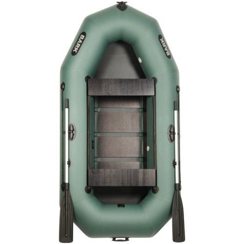 Надувная лодка Bark B-300D с подвижными сиденьями