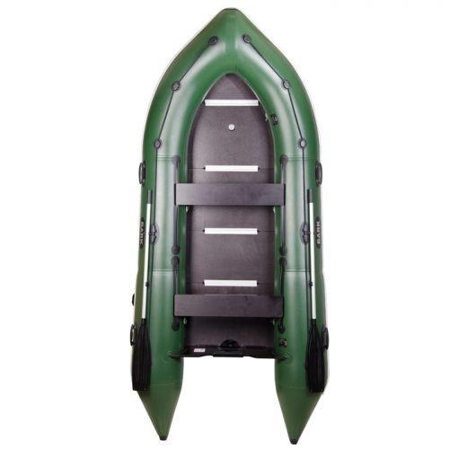 Надувная лодка Bark BN-360S надувной киль жесткое дно и подвижные сиденья