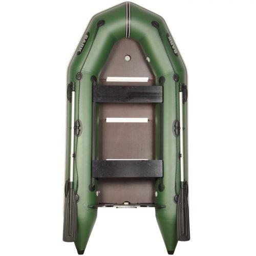 Надувная лодка Bark BT-290SD надувной киль жесткое дно и подвижные сиденья
