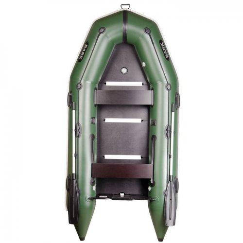 Надувная лодка Bark BT-310S  надувной киль и жесткое дно