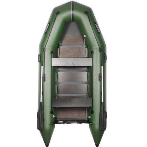 Надувная лодка Bark BT-330D с подвижными сиденьями