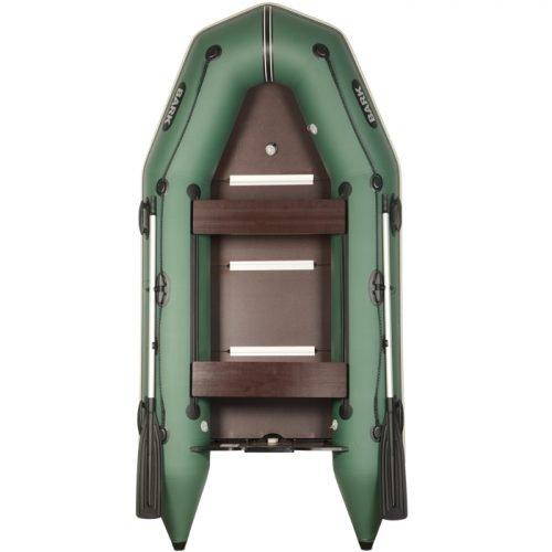 Надувная лодка Bark BT-330SD надувной киль жесткое дно и подвижные сиденья