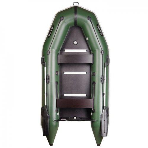 Надувная лодка Bark BT-360S надувной киль жесткое дно и подвижные сиденья
