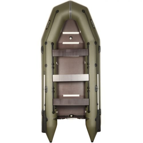 Надувная лодка Bark BT-420S надувной киль жесткое дно и подвижные сиденья
