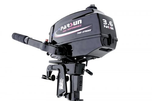 Лодочный мотор Parsun TС3.6 BMS