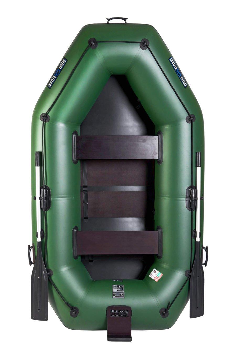 Надувная лодка Aqua-Storm SS280DtCK слань-книжка
