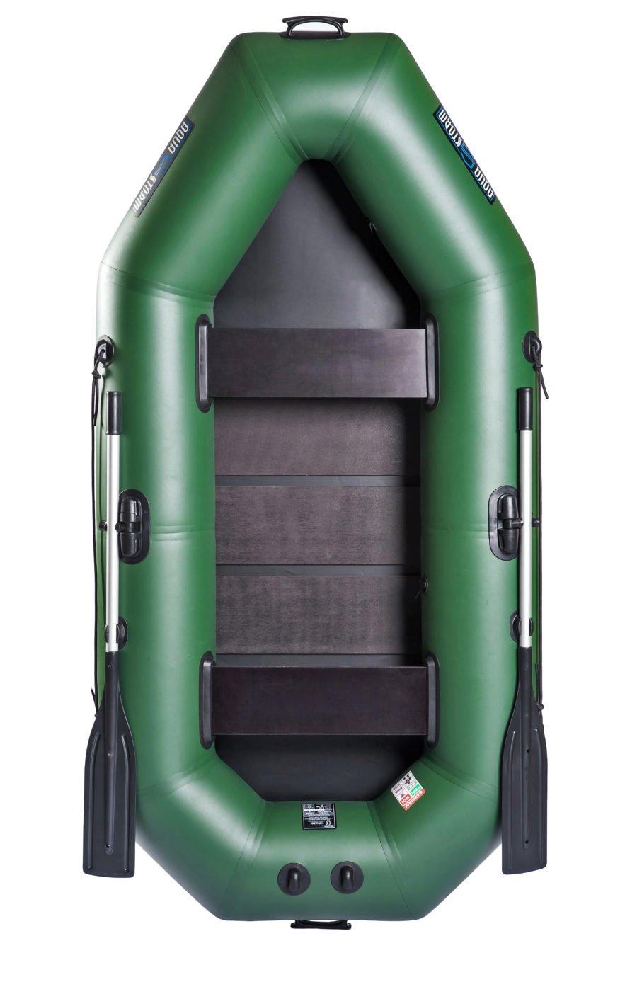Надувная лодка Aqua-Storm St280AD Air-Deck