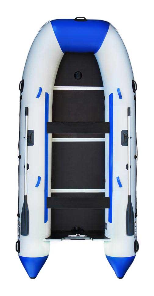 Надувная лодка Aqua-Storm Stk450EAD Air-Deck