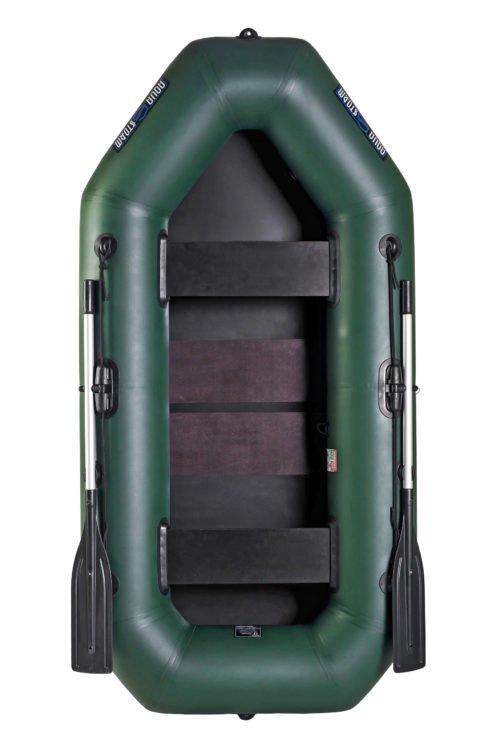 Надувная лодка Aqua-Storm Sto249 стандарт
