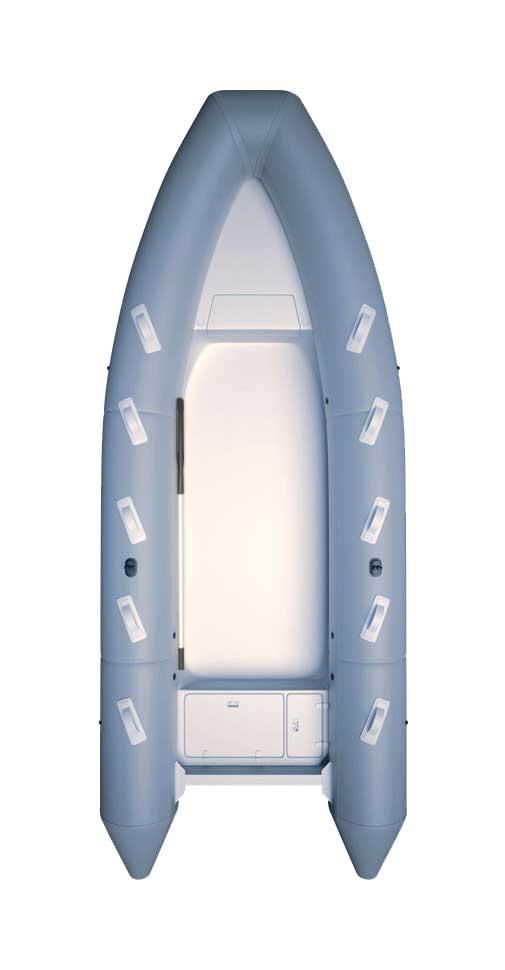 Надувная лодка RIB Aqua-Storm AMIGO 450 V