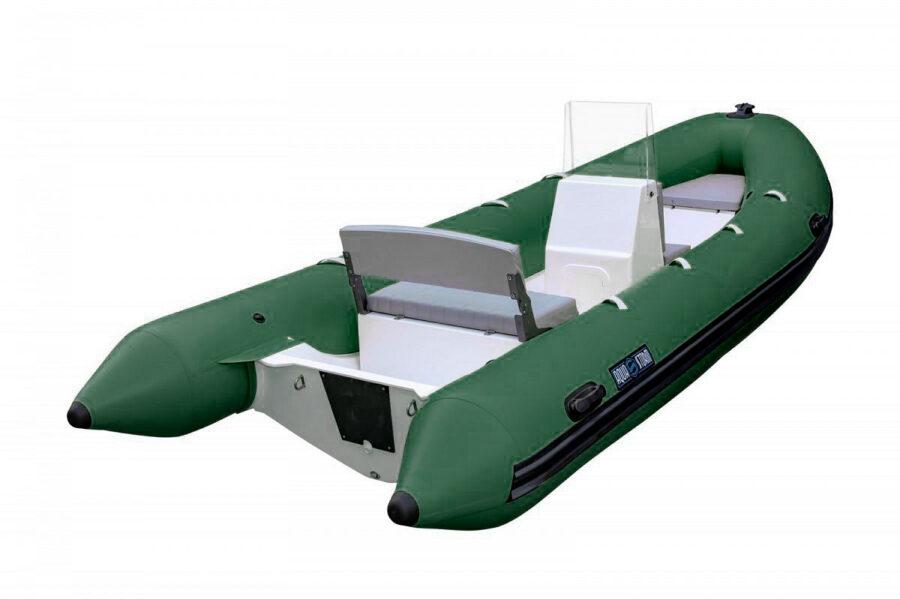 Надувная лодка RIB Aqua-Storm AMIGO 510 V