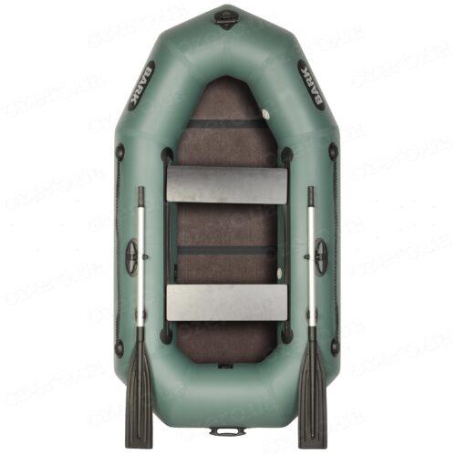 Надувная лодка Bark B-230DK с книжкой и подвижными сиденьями