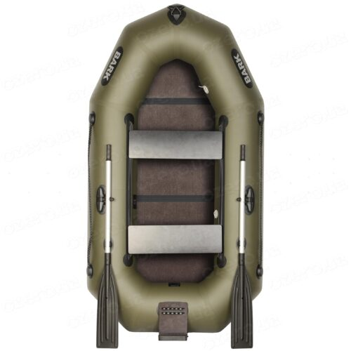 Надувная лодка Bark B-230NDK с книжкой с транцем и подвижными сиденьями