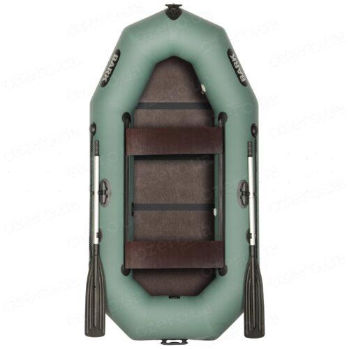 Надувная лодка Bark B-240DK с книжкой и подвижными сиденьями
