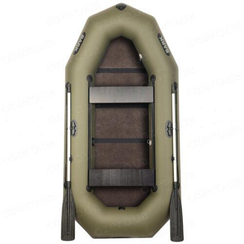 Надувная лодка Bark B-280DK с книжкой и подвижными сиденьями