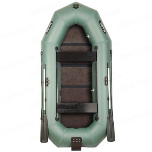 Надувная лодка Bark B-300NDK с книжкой с транцем и подвижными сиденьями