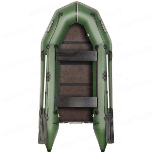 Надувная лодка Bark BT-290DK с книжкой и подвижными сиденьями