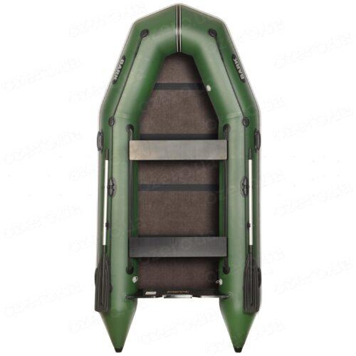 Надувная лодка Bark BT-330DK с книжкой и подвижными сиденьями