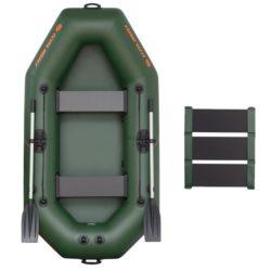 Надувная лодка Kolibri K-240-SKO слань-коврик