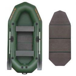Надувная лодка Kolibri K-250T-SKN слань-книжка