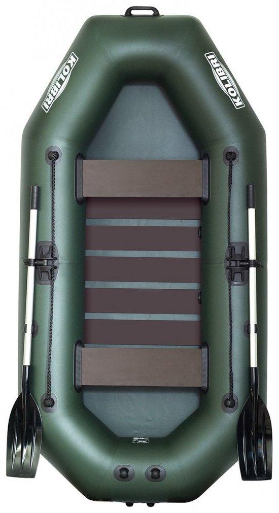 Надувная лодка Kolibri K-280T слань-коврик