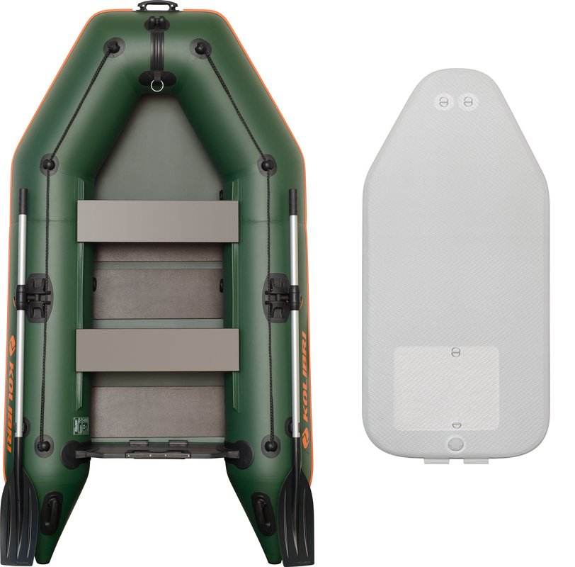 Надувная лодка Kolibri KM-300-AD Air-deck