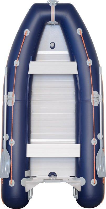 Надувная лодка Kolibri KM-330DSL-AP алюминиевый пайол
