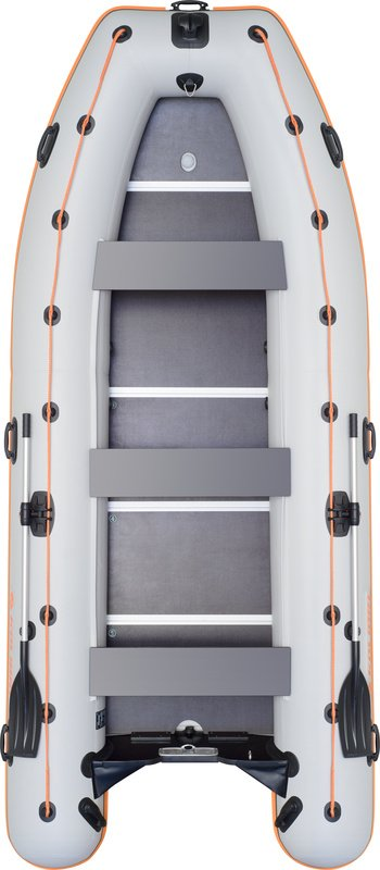 Надувная лодка Kolibri KM-450DSL фанерный пайол