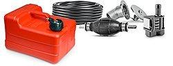 Переходник топливный коннектор Yamaha на шланг C14536-1